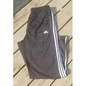 Men's Adidas Three Stripe Pants